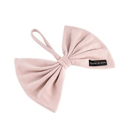 House Of Jamie House Of Jamie - Pacifier Cord Bow Tie Powder Pink