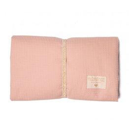 Nobodinoz Nobodinoz - Mozart waterproof Changing pad Misty Pink