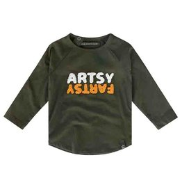 Your wishes Your Wishes - Raglan Longsleeve Artsy Fartsy