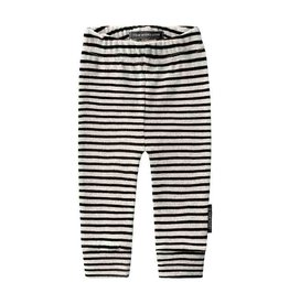 Your wishes Your Wishes - Fitted Pants Stripes Beige