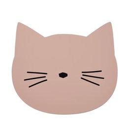Liewood Liewood - Aura Placemat Cat rose