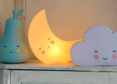 Nachtlampjes & wekkers