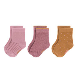 Lässig Lässig - Baby Socks Rosewood