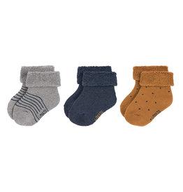 Lässig Lässig - Newborn Socks Blue