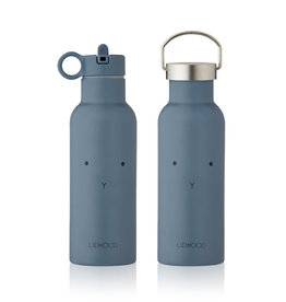 Liewood Liewood - Neo Water Bottle 500ml Rabbit blue wave