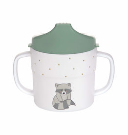 Lässig Sippy Cup, About Friends Racoon