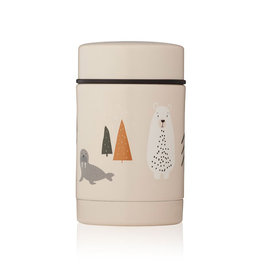 Liewood Liewood - Nadja Food Jar Arctic mix