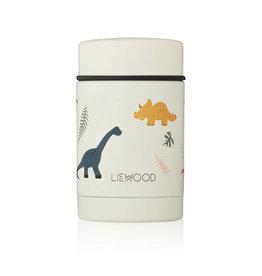 Liewood Nadja Food Jar - 250 ml - Dino mix