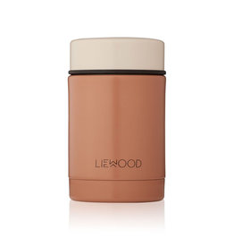 Liewood Liewood - Nadja Food Jar Cat tuscany rose