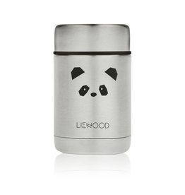 Liewood Liewood - Nadja Food Jar Panda stainless steel