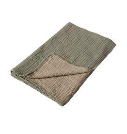 Quax Quax - Blanket/Towel R/V XL Natural Khaki/beige