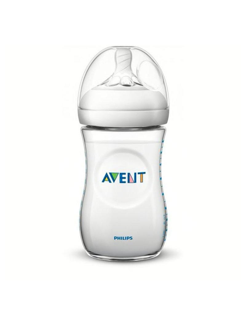 Avent Avent - Natural Babyfles 1m+ 260ml