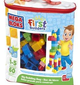 MegaBlocks Speelset First Builders Big Building Bag