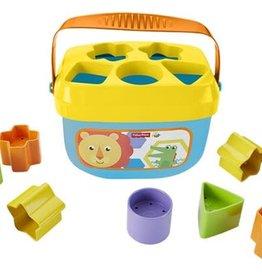 Fisher Price Activiteitenspeeltje Baby's First Blocks