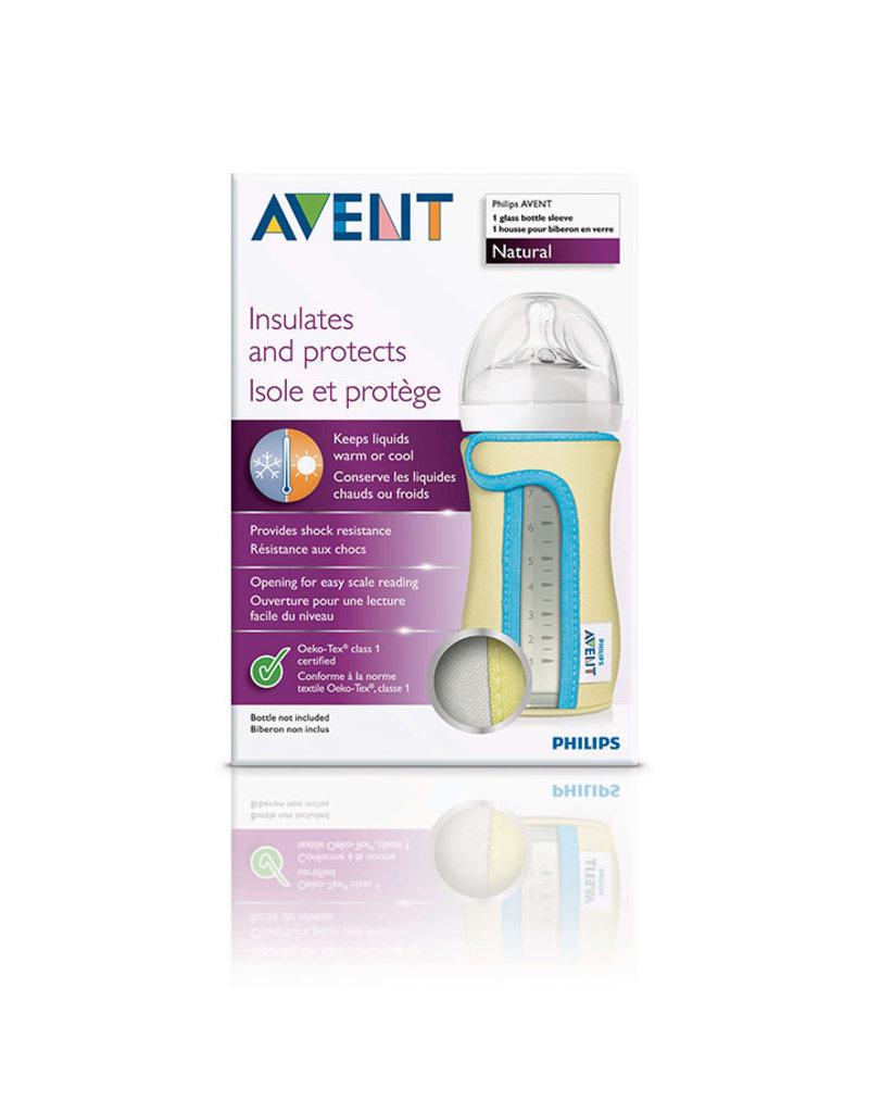 Avent Avent - Hoes voor glazen fles 240ml