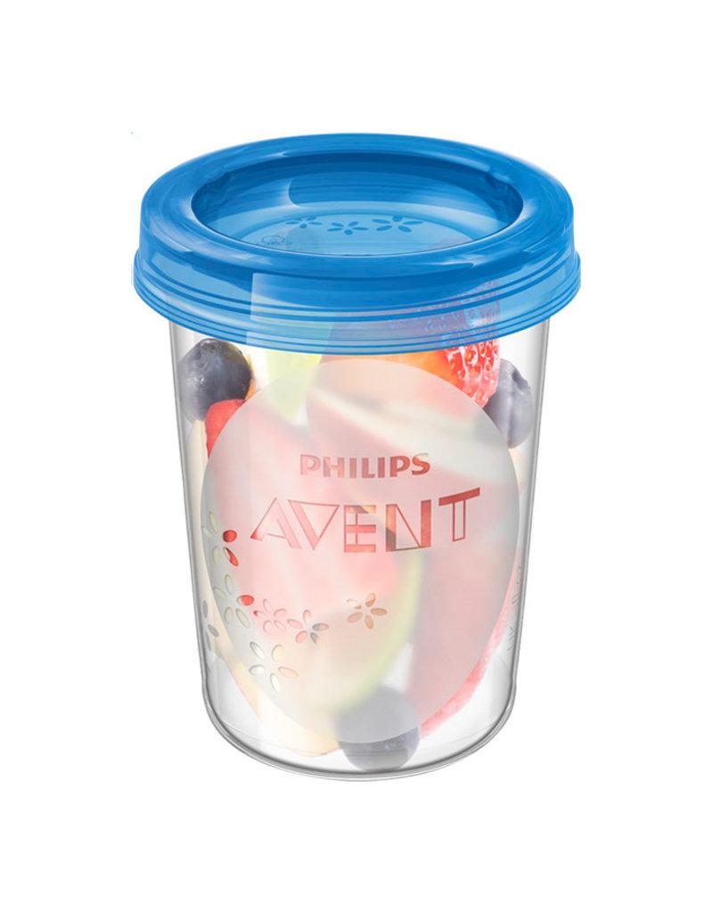 Avent Avent - Gobelet de conservation (5 pièces) 240ml