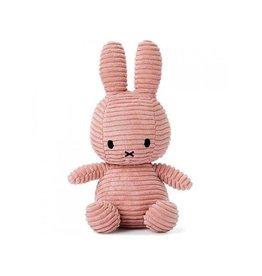 Bon Ton Toys Bon Ton Toys - Nijntje Corduroy Pink 23cm