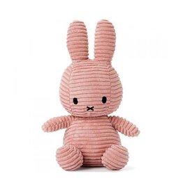 Bon Ton Toys Bon Ton Toys - Nijntje Corduroy Pink 33cm