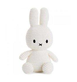 Bon Ton Toys Bon Ton Toys - Nijntje Corduroy Offwhite 33cm