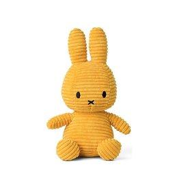 Bon Ton Toys Bon Ton Toys - Nijntje Corduroy Yellow 23cm