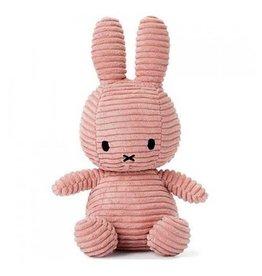 Bon Ton Toys Bon Ton Toys - Nijntje Corduroy Pink 50cm