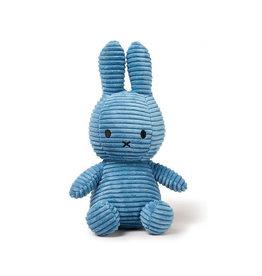 Bon Ton Toys Bon Ton Toys - Nijntje Corduroy Aviator Blue 23cm