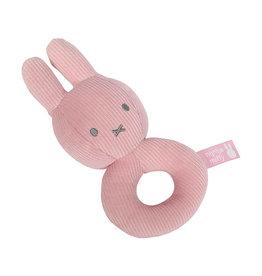 Tiamo Bon Ton Toys - Nijntje Rammelaar Pink