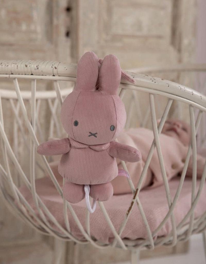 Tiamo Bon Ton Toys - Nijntje Muziekdoosje Pink Rib