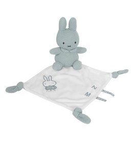 Tiamo Doudou tricot vert Miffy