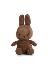 Bon Ton Toys Bon Ton Toys - Nijntje Corduroy Bruin 24cm