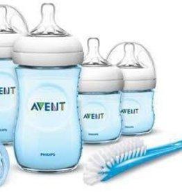Avent Natural-starterset voor pasgeborenen blauw