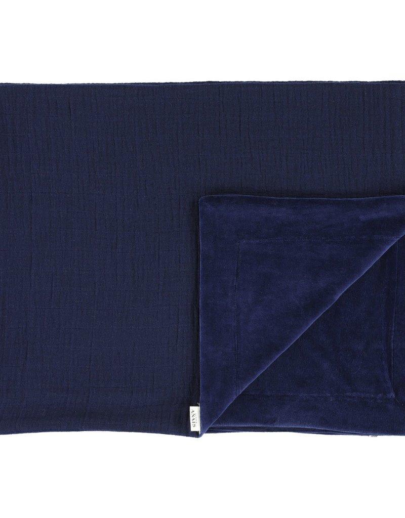 Les rêves d'Anaïs Dekentje   100 x 150 cm Bliss Blue
