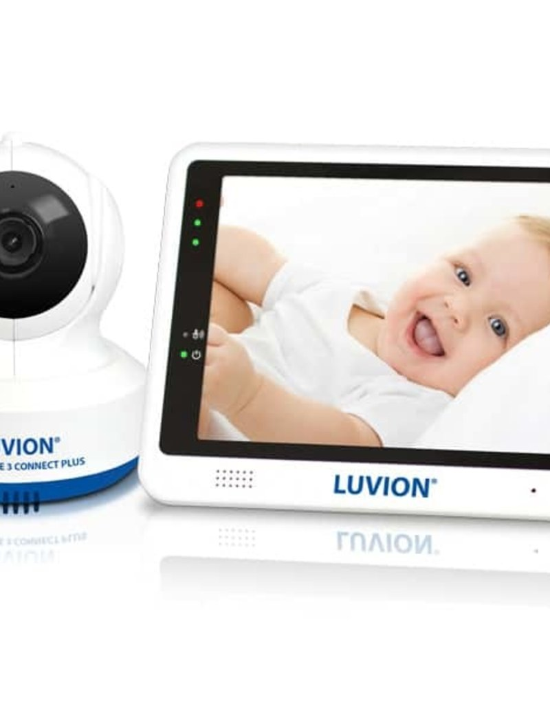 Luvion Babyfoon Grand Elite 3 Connect Plus Set
