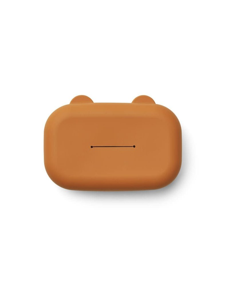 Liewood Emi Wet Wipes Cover - Mustard