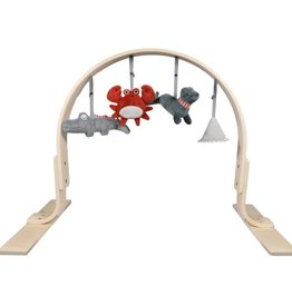 Tryco Wooden Animal Bow Babygym