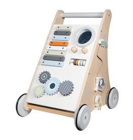 Tryco Tryco - Wooden Baby Activity Walker