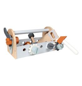 Tryco Wooden Tool Box