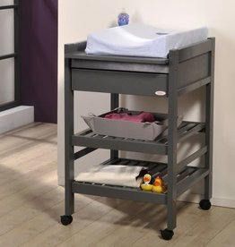 Michael Falk Verzorgingstafel Loft Seal grey