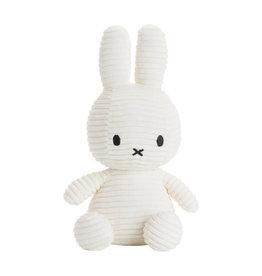 Bon Ton Toys Nijntje Corduroy Knuffel 24 cm White