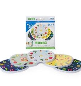 Timio Timio Disc pack set 3