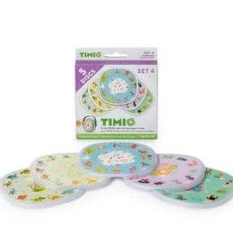 Timio Timio Disc pack 4