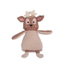 Filibabba Bea the bambi - teddy, Brownie