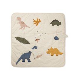 Liewood Glenn Activity Blanket - Dino mix
