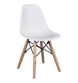 Vintage Lab Kinder Eames DSW junior Wit/Naturel