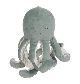 Little Dutch Little Dutch - Knuffel Octopus Ocean Mint