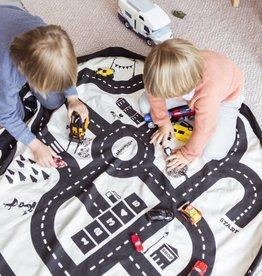 Play&Go Roadmap/Thunderbolt Opbergzak - Speelmat