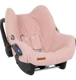 Little Dutch Hoes autostoeltje 0+ Pure Pink