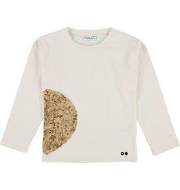 Trixie T-shirt lange mouwen 98 Moonstone