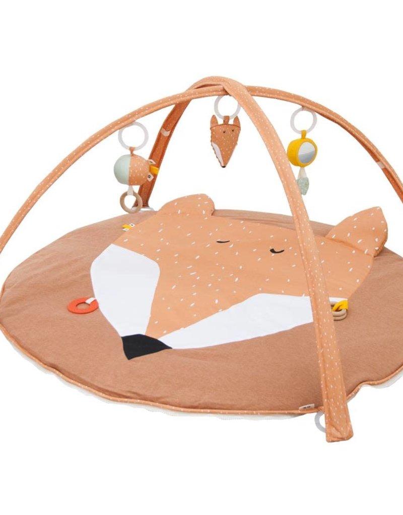Trixie Activiteiten speelmat met bogen Mr. Fox