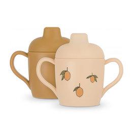 Konges Sløjd Sippy cup Lemon